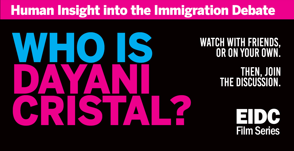 """Watch the film """"Who is Dayani Cristal,"""" then join in a virtual discussion"""