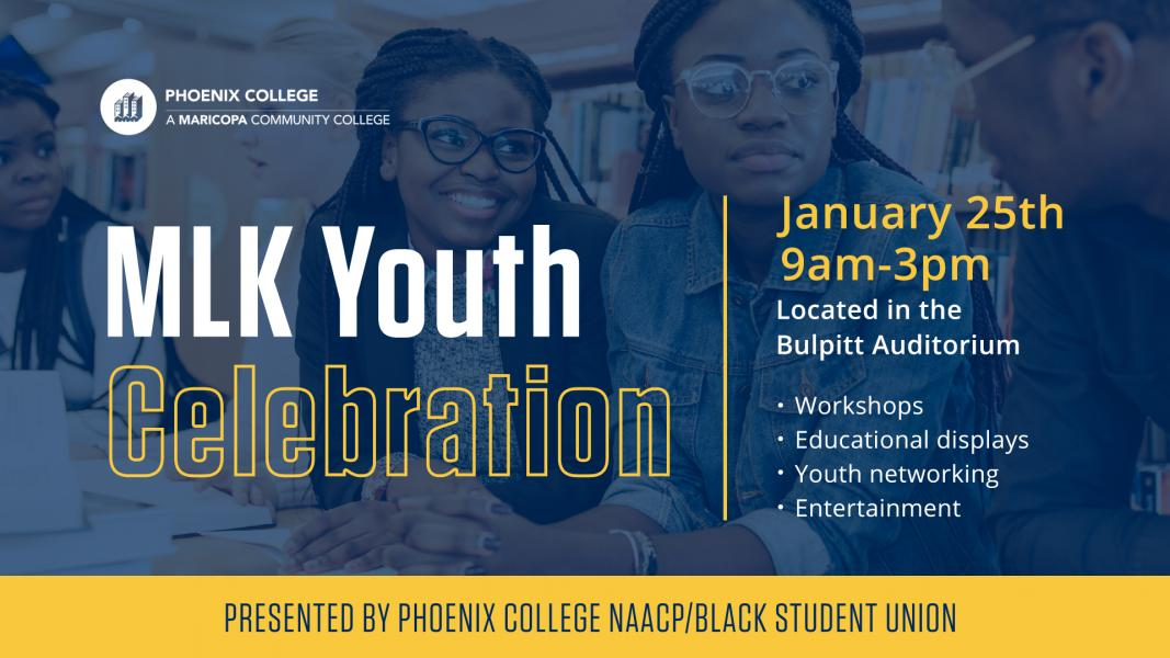 Black History Month Celebrations at Phoenix College