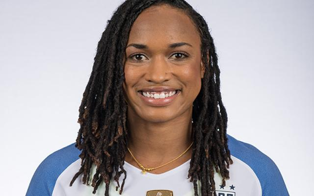 Jessica McDonald - World Cup Alumna Honored By City Of Phoenix
