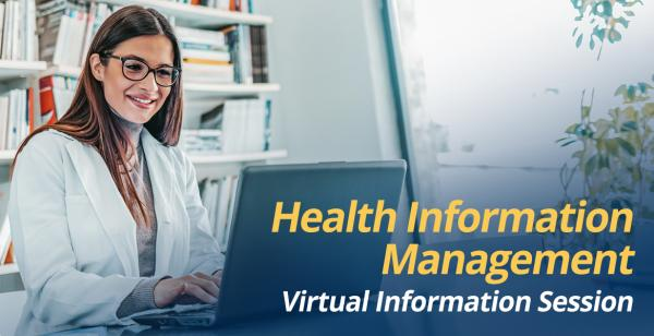 Phoenix College - Health Information Management - Virtual Info Sessions