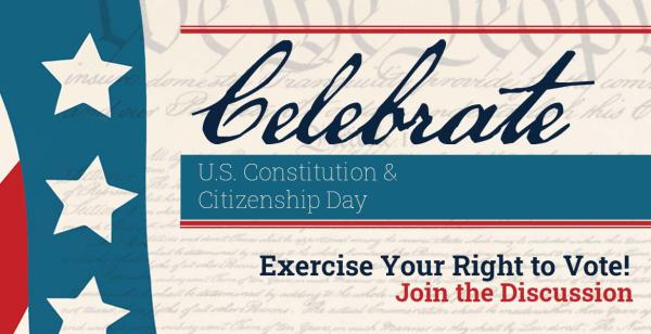 Phoenix College Constitution & Citizenship Day.  Join the Discussion.