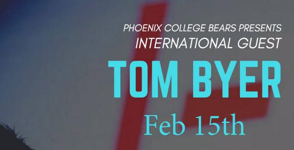 Tom Byer Lecture