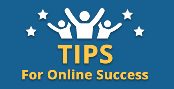 Tips For Online Success