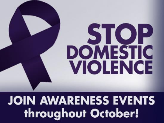 Phoenix College - Domestic Violence Month - Participate in Awareness Events