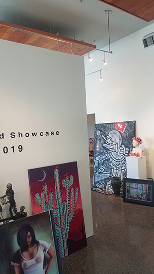 vanguard showcase